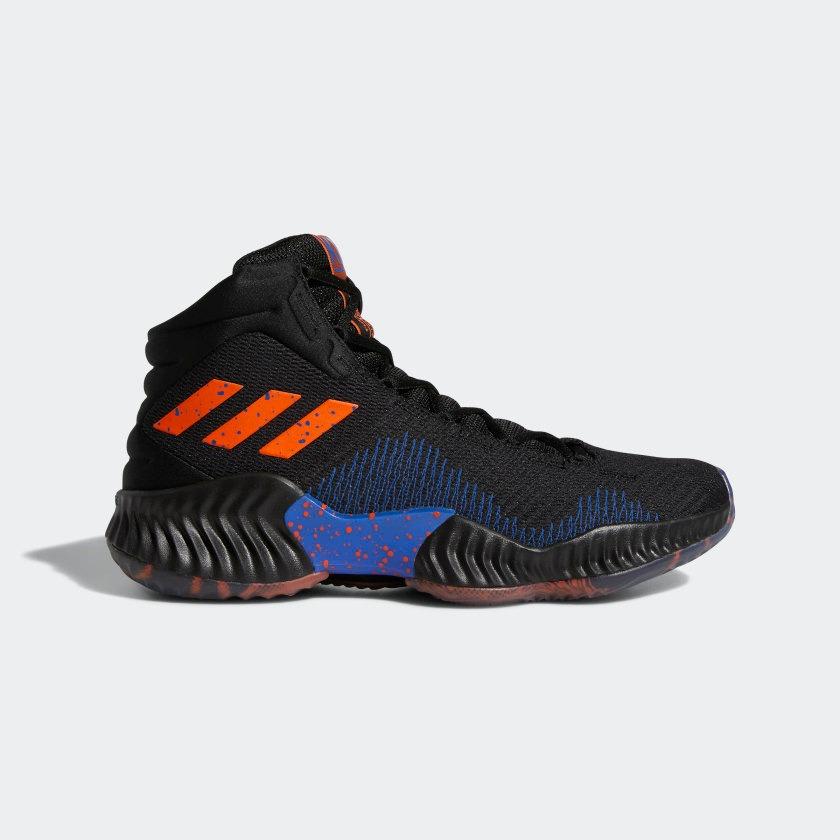 adidas Pro Bounce 2018 Kristaps Porzingis - BASKETBALL SHOES Adidas  Basketball Shoes - Superfanas.lt 938eb786a
