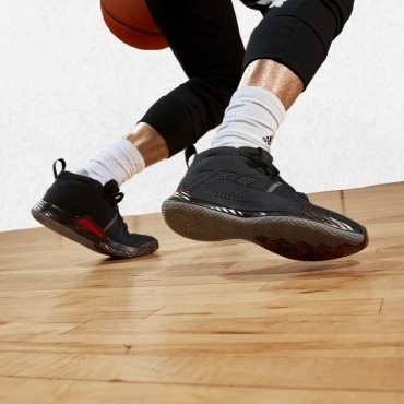 official photos b6a2c 9812d ... adidas Dame 5 Peoples Champ