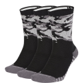 Nike Cushion Camo Crew Socks (3 Pack)
