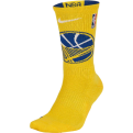 Nike NBA Golden State Warriors Elite Crew Socks