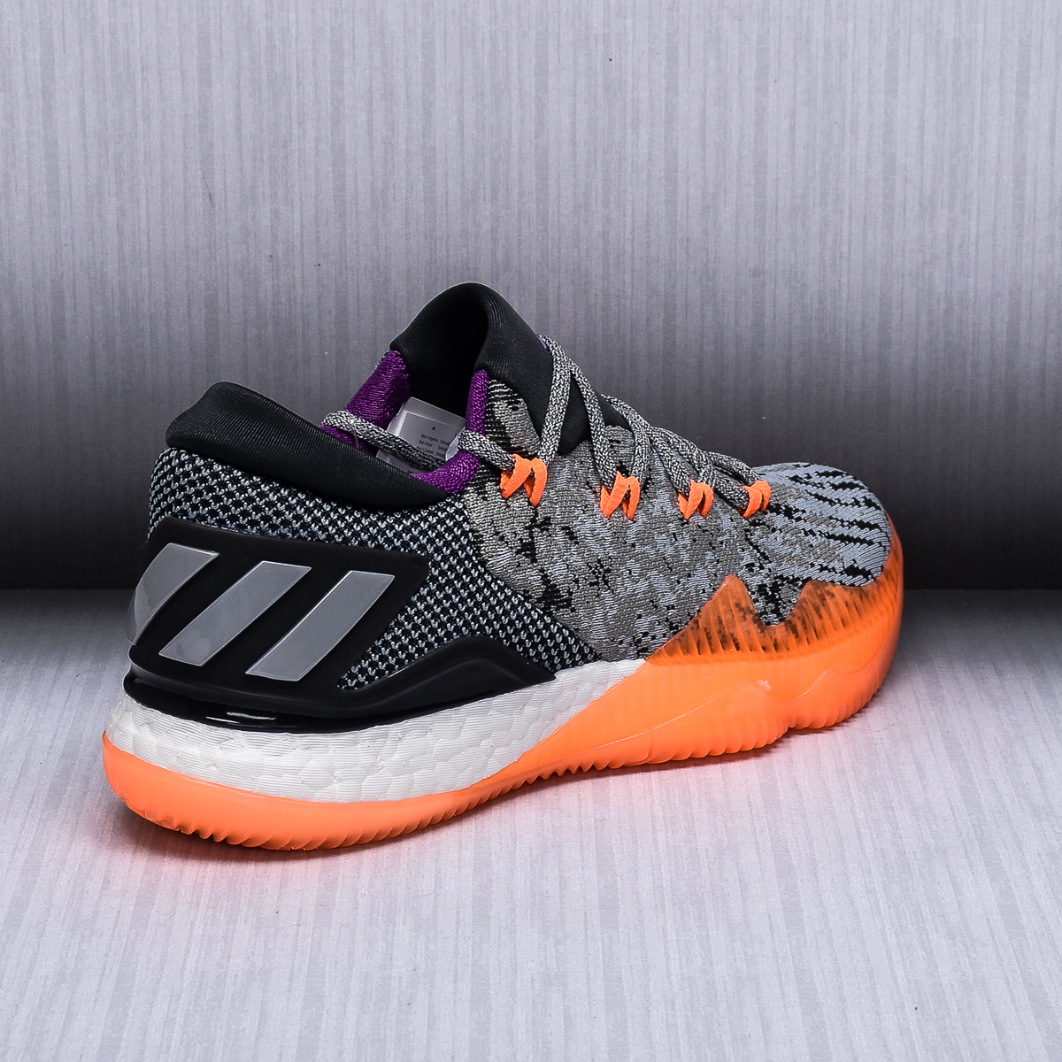adidas Crazylight Boost 2016 Low Basketball Shoes ...