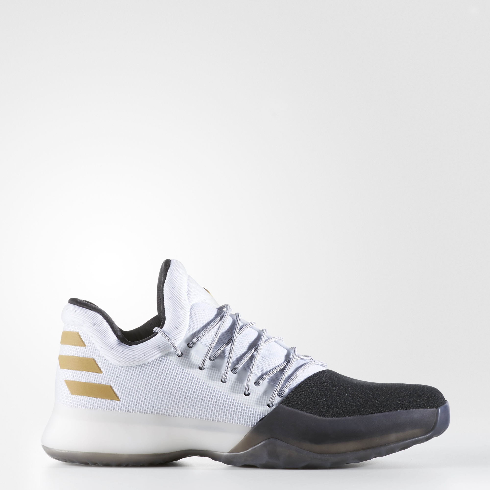 White And Gold Basketball Shoes Mens