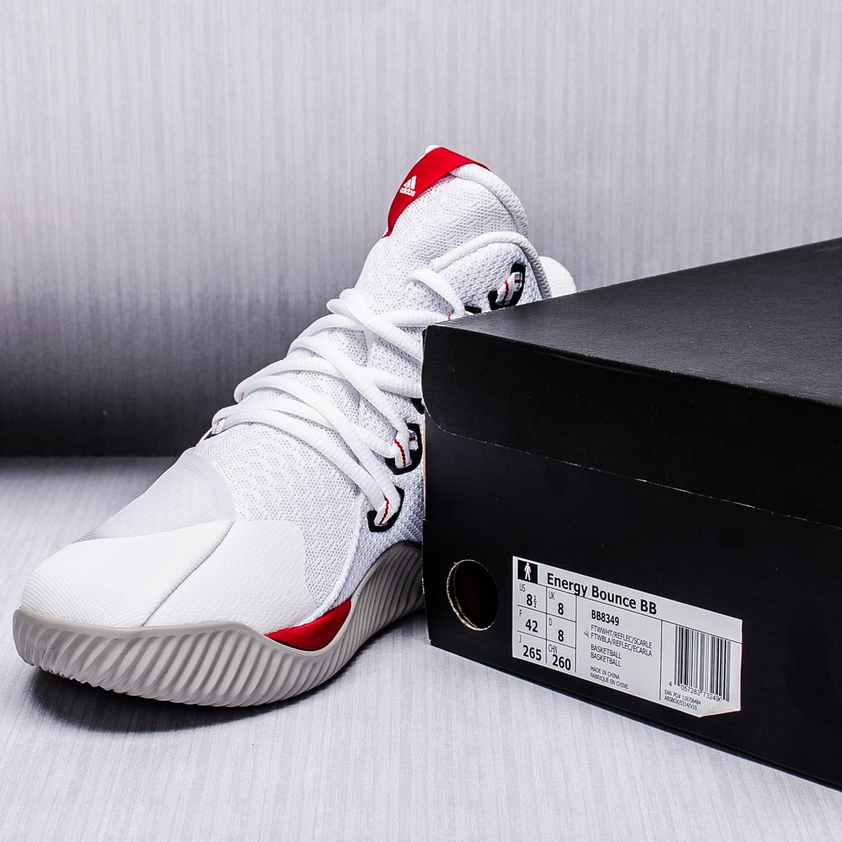 Zapatos De Baloncesto De La Despedida De Energía Adidas Hombres nYnps