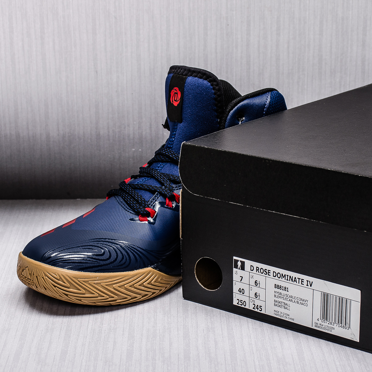 online store 2f37f 94a82 adidas D Rose Dominate IV Basketball Shoes