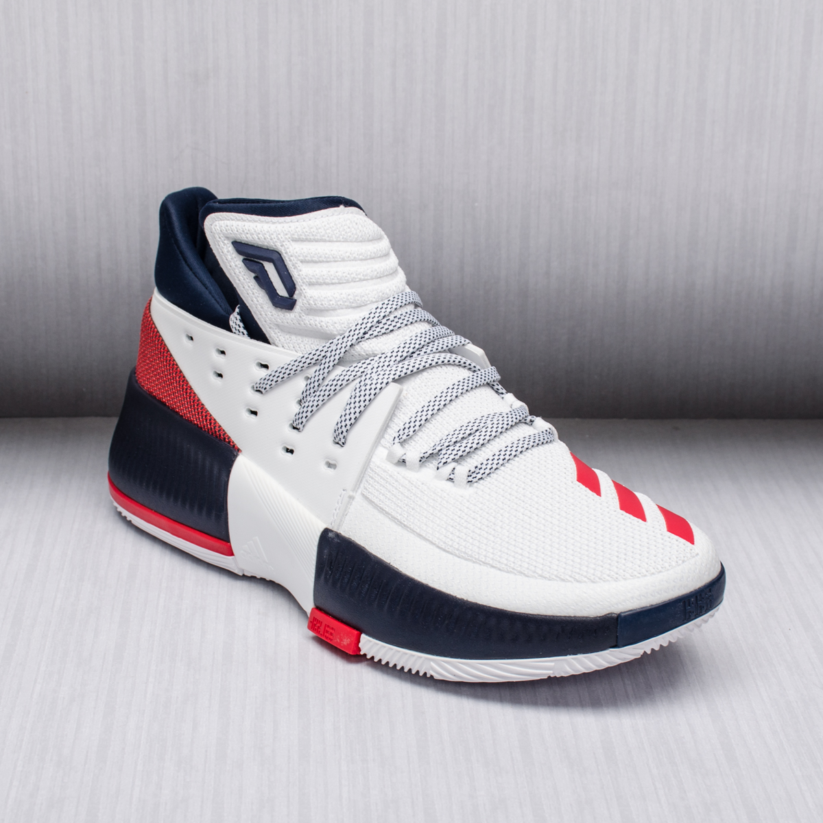 adidas Dame Lillard 3 Basketball Shoes - BASKETBALL SHOES ...