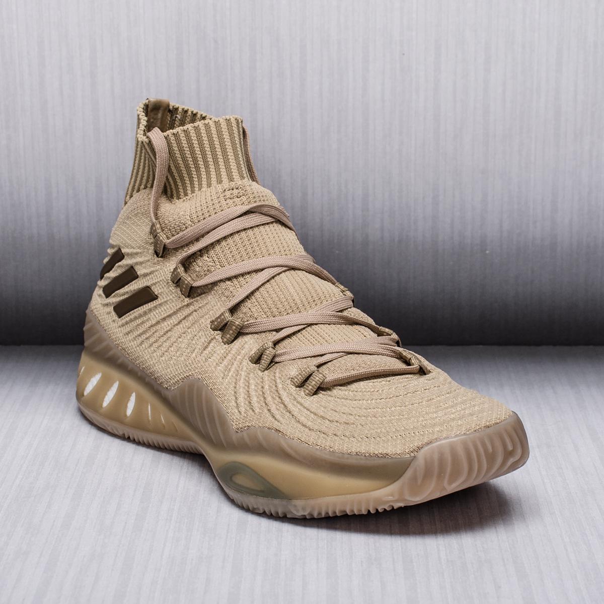 adidas Crazy Explosive 2017 Primeknit Trace Khaki - BASKETBALL SHOES Adidas  Basketball Shoes - Superfanas.lt 93336b81d