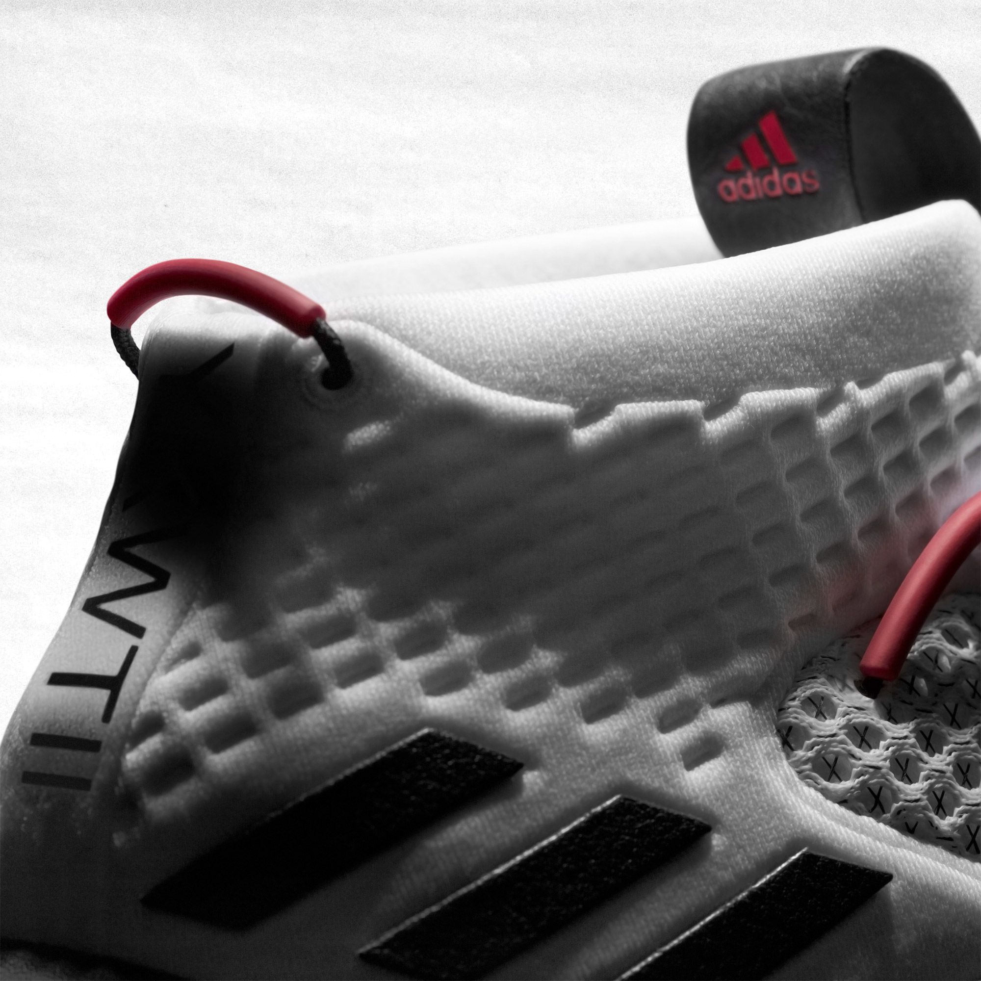 """2017 adidas Dame 4 """"Rip City"""" White Black-Red BY3759 For Sale fc41af070"""