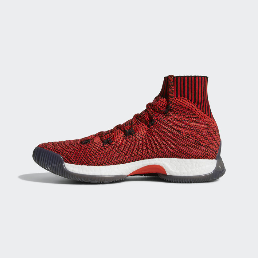 Adidas Nba Shoes Red White
