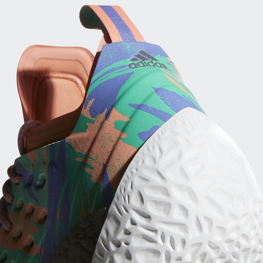 3663ca79b52fd0 adidas Harden Vol.2 Melon - BASKETBALL SHOES Adidas Basketball Shoes ...