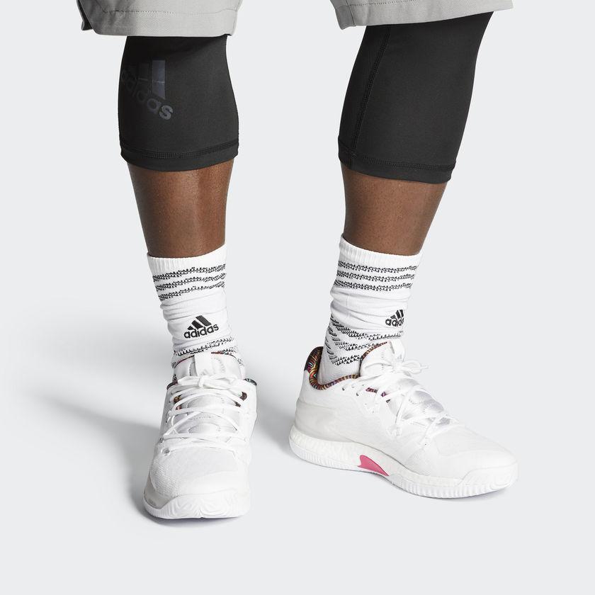 low priced d0ac6 16e2f adidas Crazy Light Boost 2018 Basketball Shoes - BASKETBALL SHOES Adidas  Basketball Shoes - Superfanas.lt