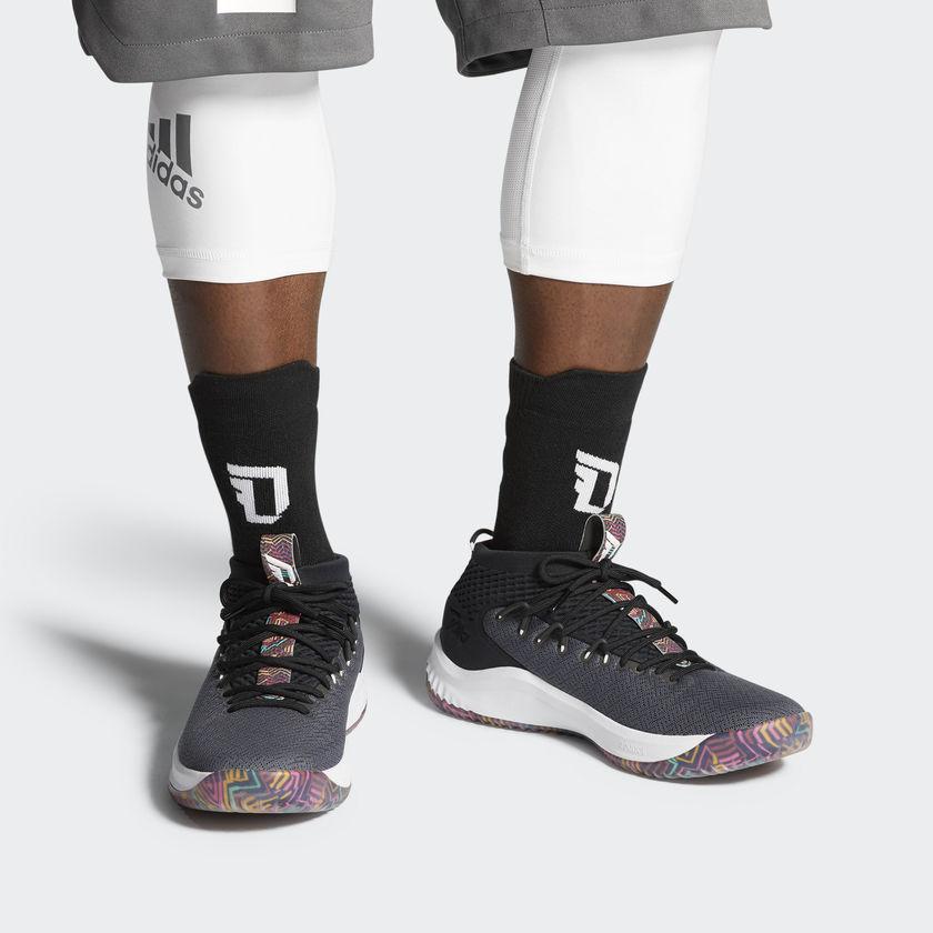 e62bda084f7 adidas Dame Lillard 4 Summer Pack Basketball Shoes - BASKETBALL SHOES  Adidas Basketball Shoes - Superfanas.lt