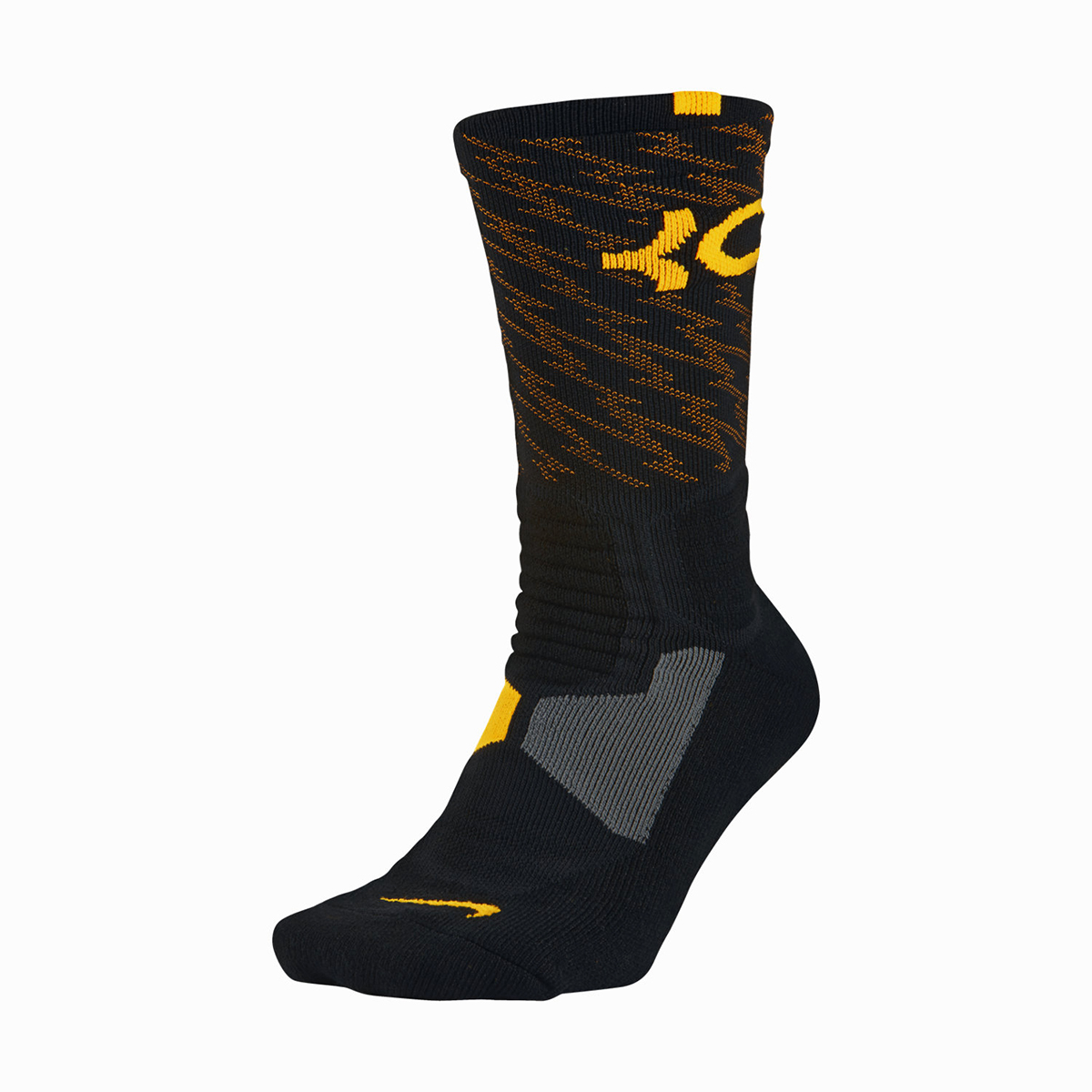 Nike KD Hyper Elite Basketball Crew Socks - BASKETBALL ...