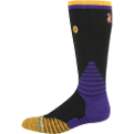 Stance NBA Los Angeles Lakers Oncourt Logo Crew Socks