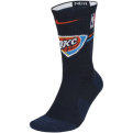 Nike NBA Oklahoma City Thunder Elite Socks