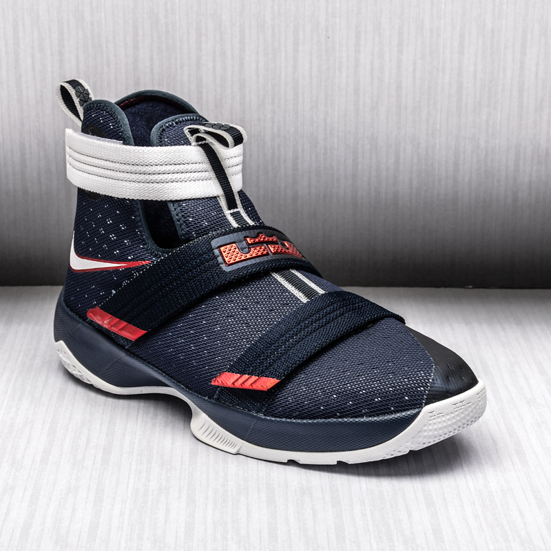 new styles 938bc abf0a lebron soldier 10 kids christmas