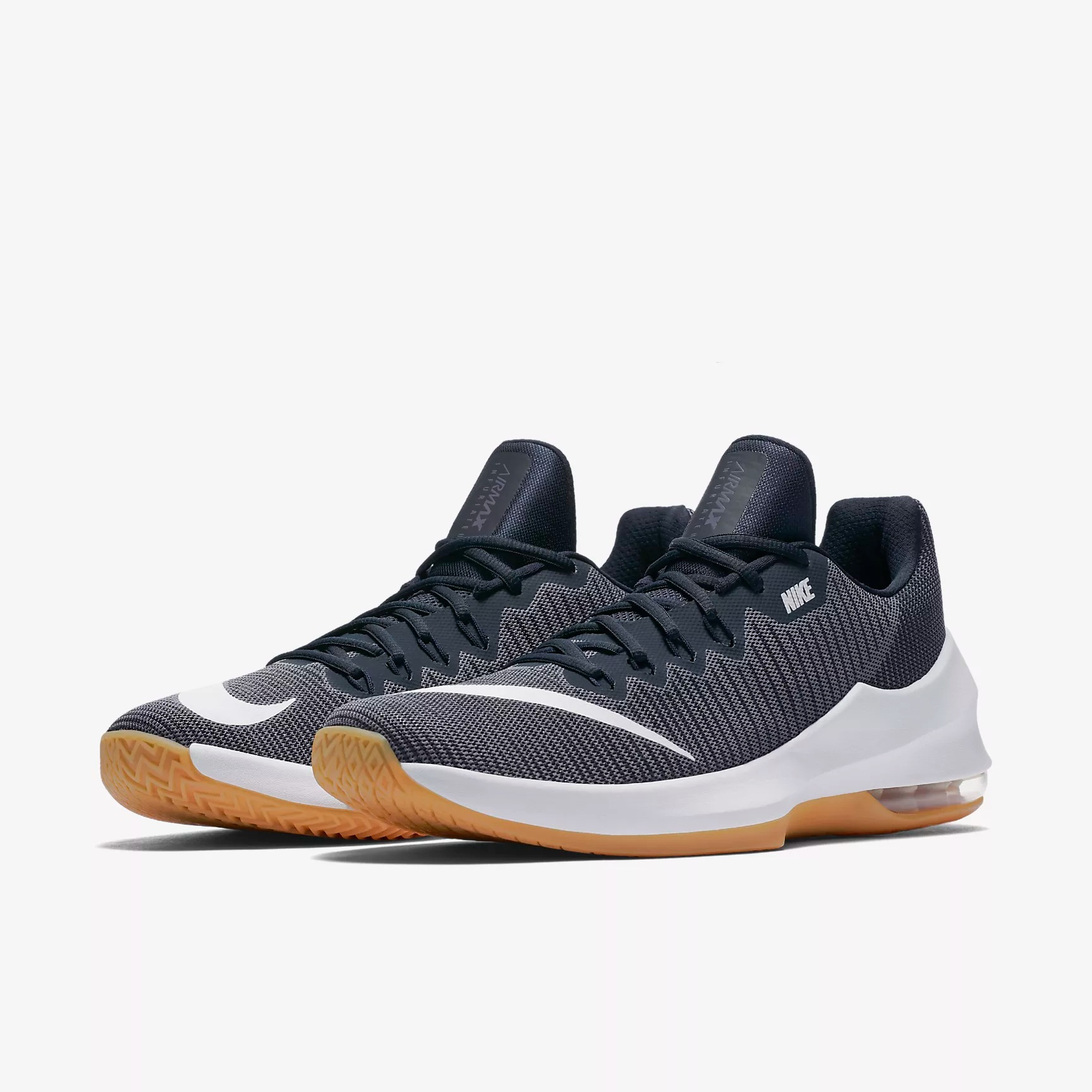 d615b227f503f Nike Air Max Infuriate 2 Low - BASKETBALL SHOES NIKE Basketball Shoes -  Superfanas.lt
