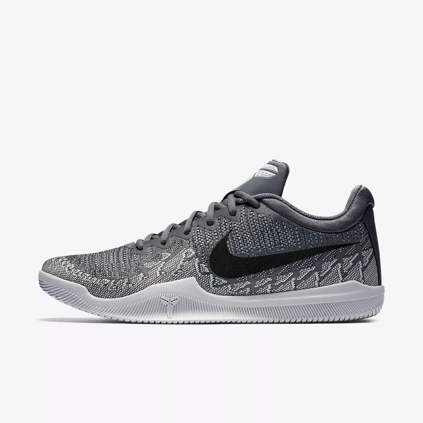 new products a2b51 93eca Nike Mamba Rage Basketball Shoes