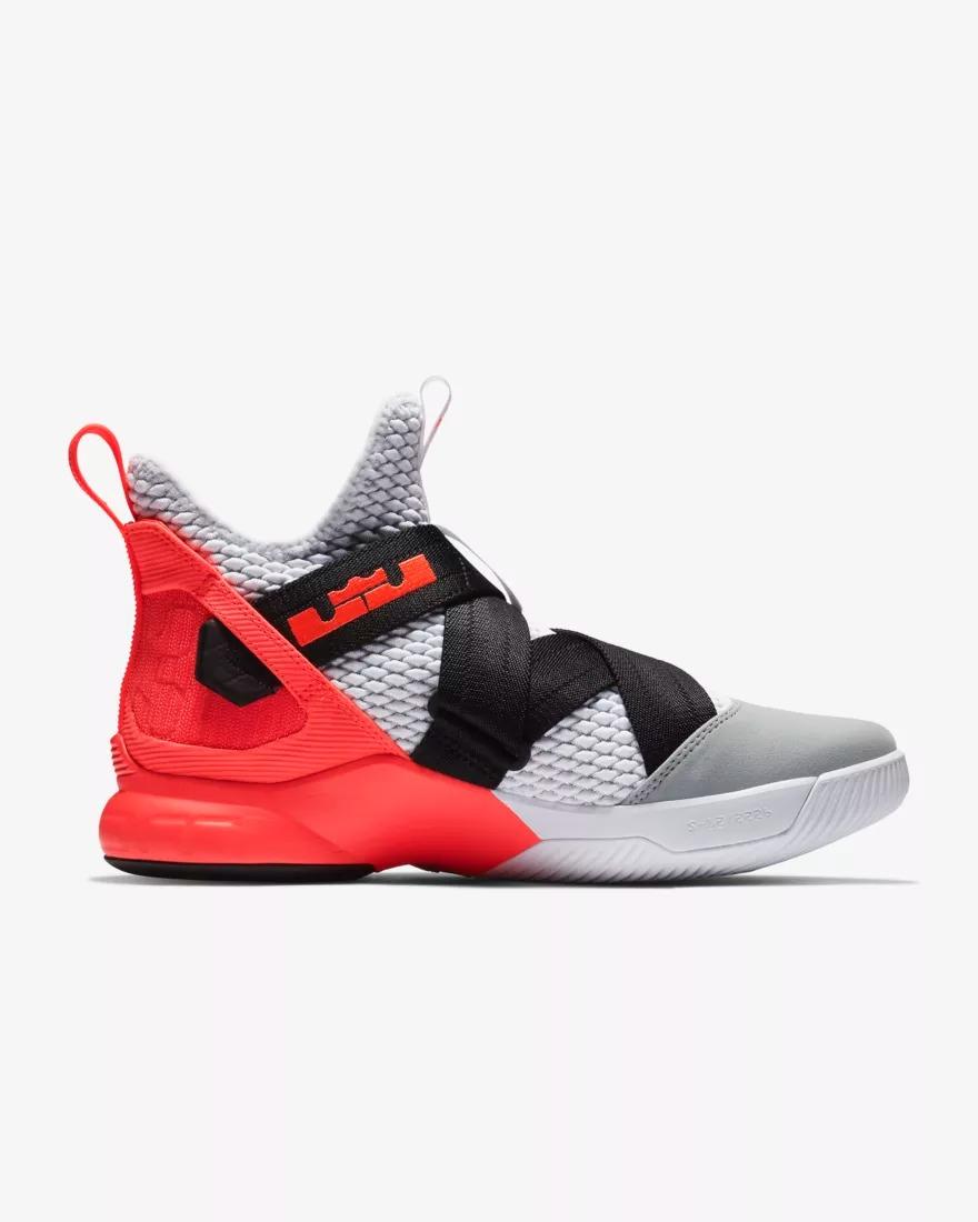 ... spain nike lebron soldier xii sfg flash crimson basketball shoes 6cc67  01df9 69a08cd54f