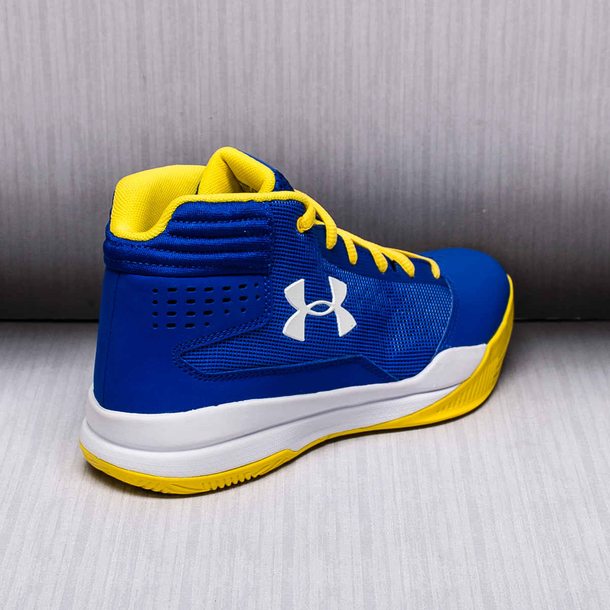 Under Armour BGS Jet 2017 Kids Basketball Shoes ...