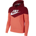 Nike Moteriškas Heritage Fleece Pull Over džemperis