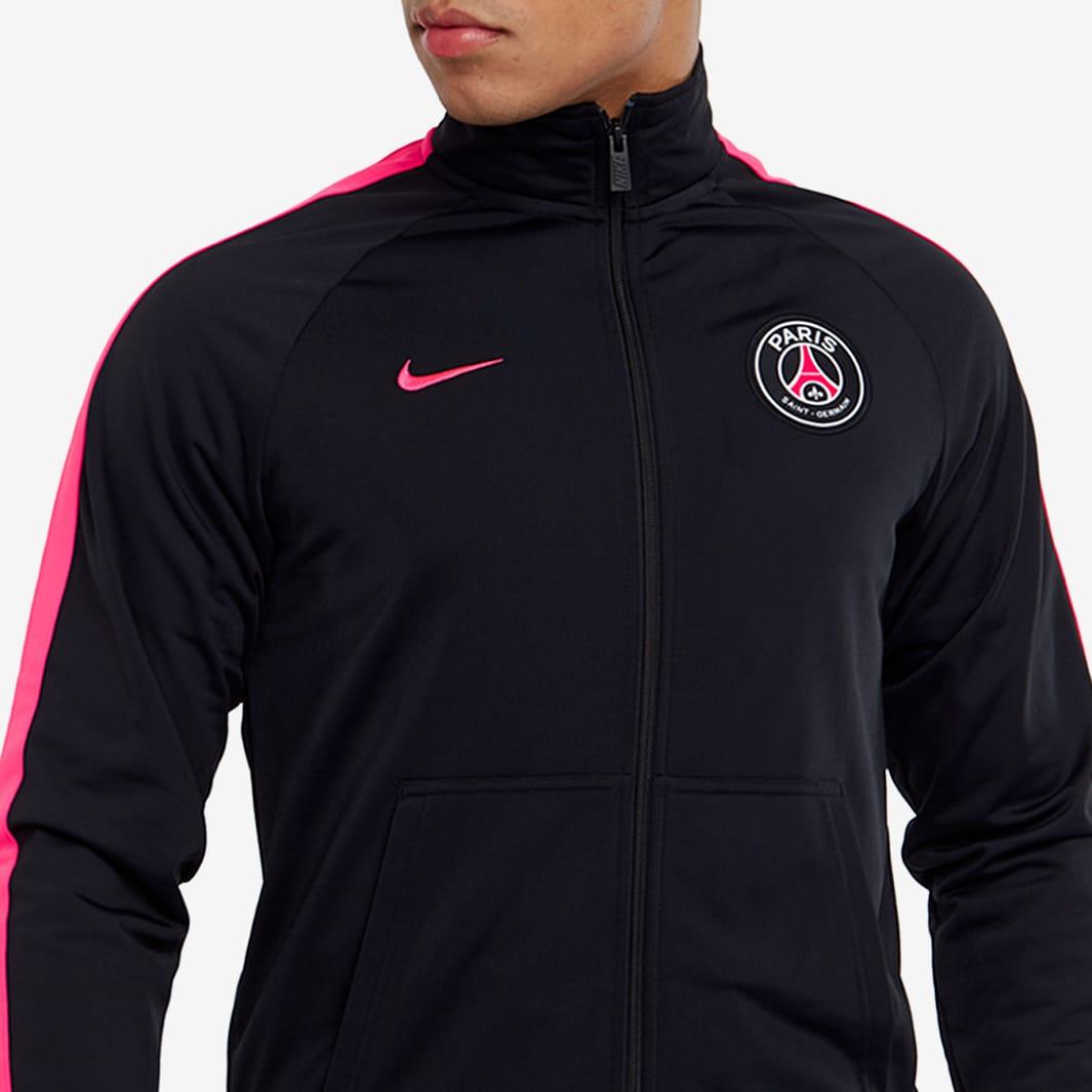 Nike Paris Saint Germain Track Jacket Soccer Shop Paris