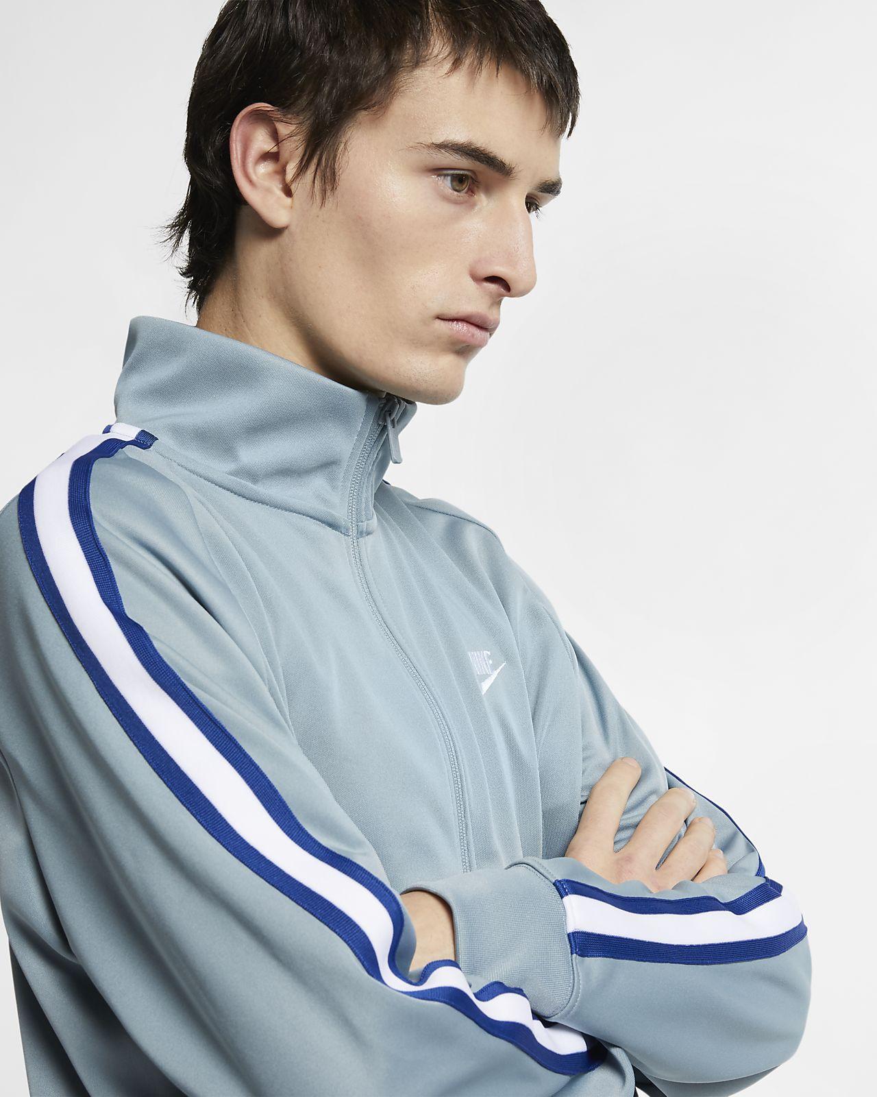 e30dd1b31 Nike Sportswear N98 Knit Warm-Up Jacket - SPORTING GOODS Sports ...