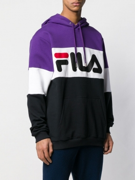 Fila Night Blocked Hoody džemperis