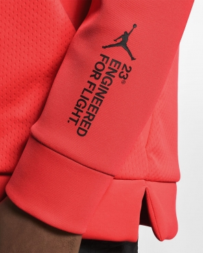 Jordan 23E Flight Tech Lite Full-Zip Hoodie