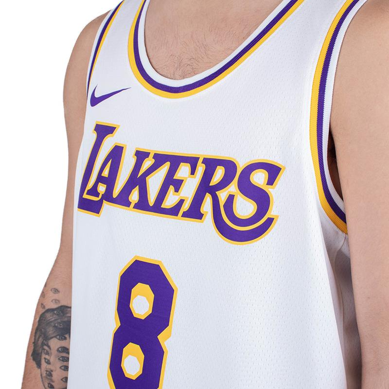best loved 94962 0eb7a Nike Los Angeles Lakers Kobe Bryant Association Edition ...