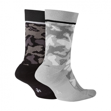 Nike SNKS Sox Crew Socks (2 pack)