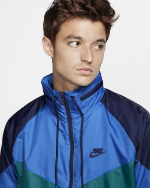 Nike Sportswear Windrunner Packable Hood Windbreaker plona striukė