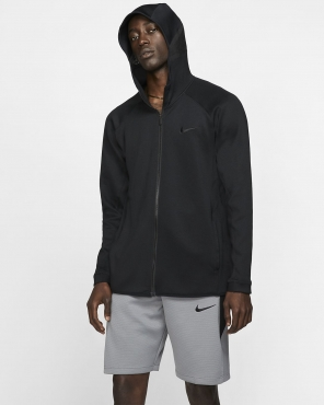 Nike Therma Flex Showtime Basketball Hoodie džemperis