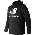 New Balance Essentials Stacked Logo Pullover Hoodie džemperis