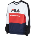 Fila Bravo Colour Block Oversize Crew džemperis