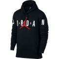 Jordan Jumpman Brushed Graphic PO 2 Hoodie