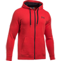 Under Armour Rival Fitted Full Zip Hoodie Džemperis