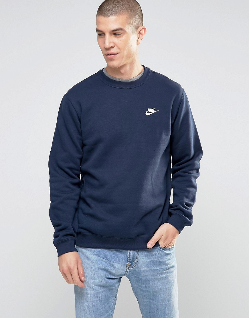 nike nsw crew sweatshirt sporting goods sports hoodies. Black Bedroom Furniture Sets. Home Design Ideas