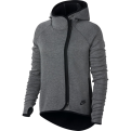 Nike WMNS NSW Tech Fleece Cape Hoodie džemperis moterims
