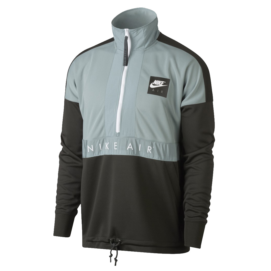 db0aa3ed5879c Nike NSW Air Half Zip Top - SPORTING GOODS Sports Hoodies | Sweatshirts -  Superfanas.lt