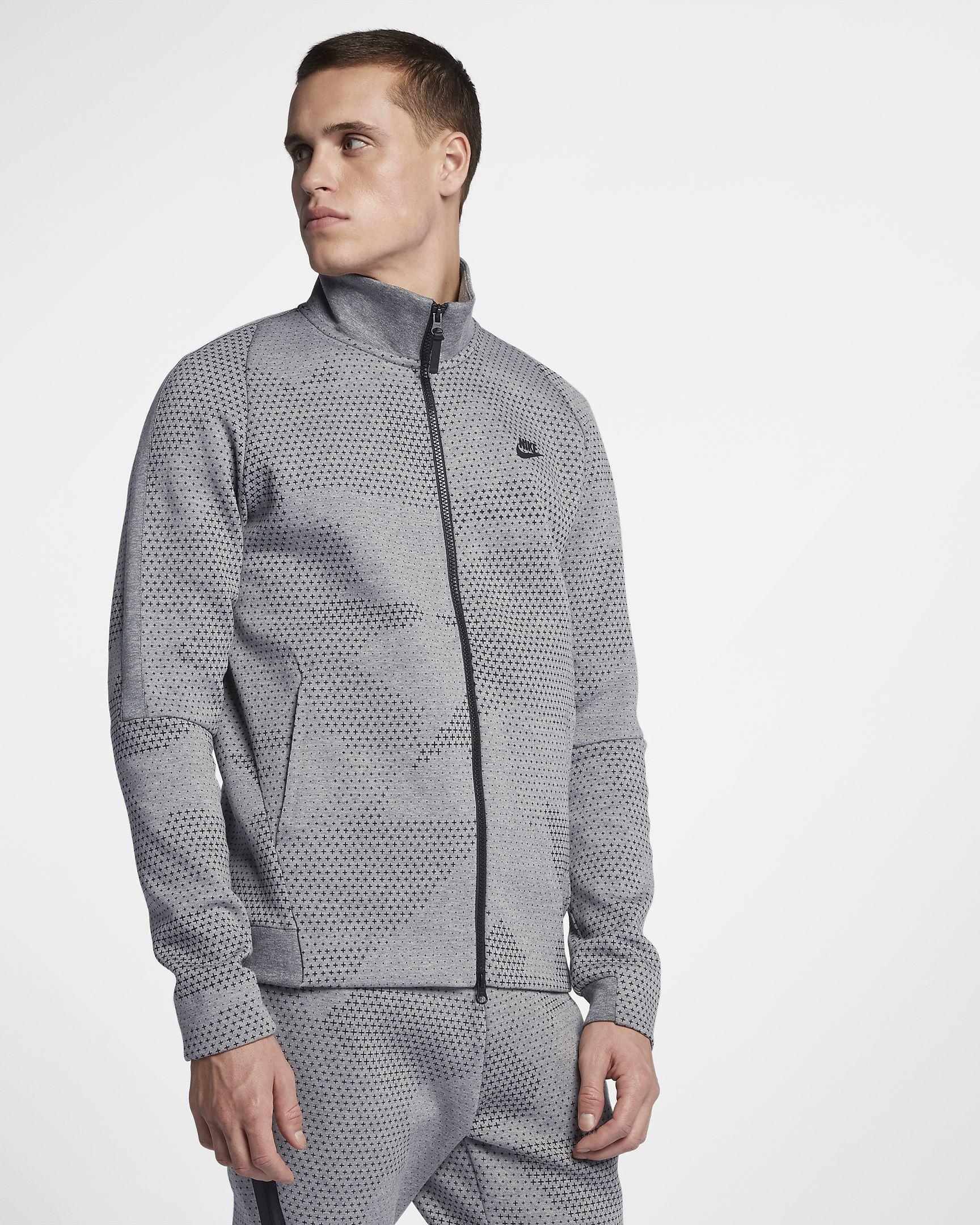 028a59f1610 Nike Sportswear Tech Fleece Jacket - SPORTING GOODS Sports Hoodies |  Sweatshirts - Superfanas.lt