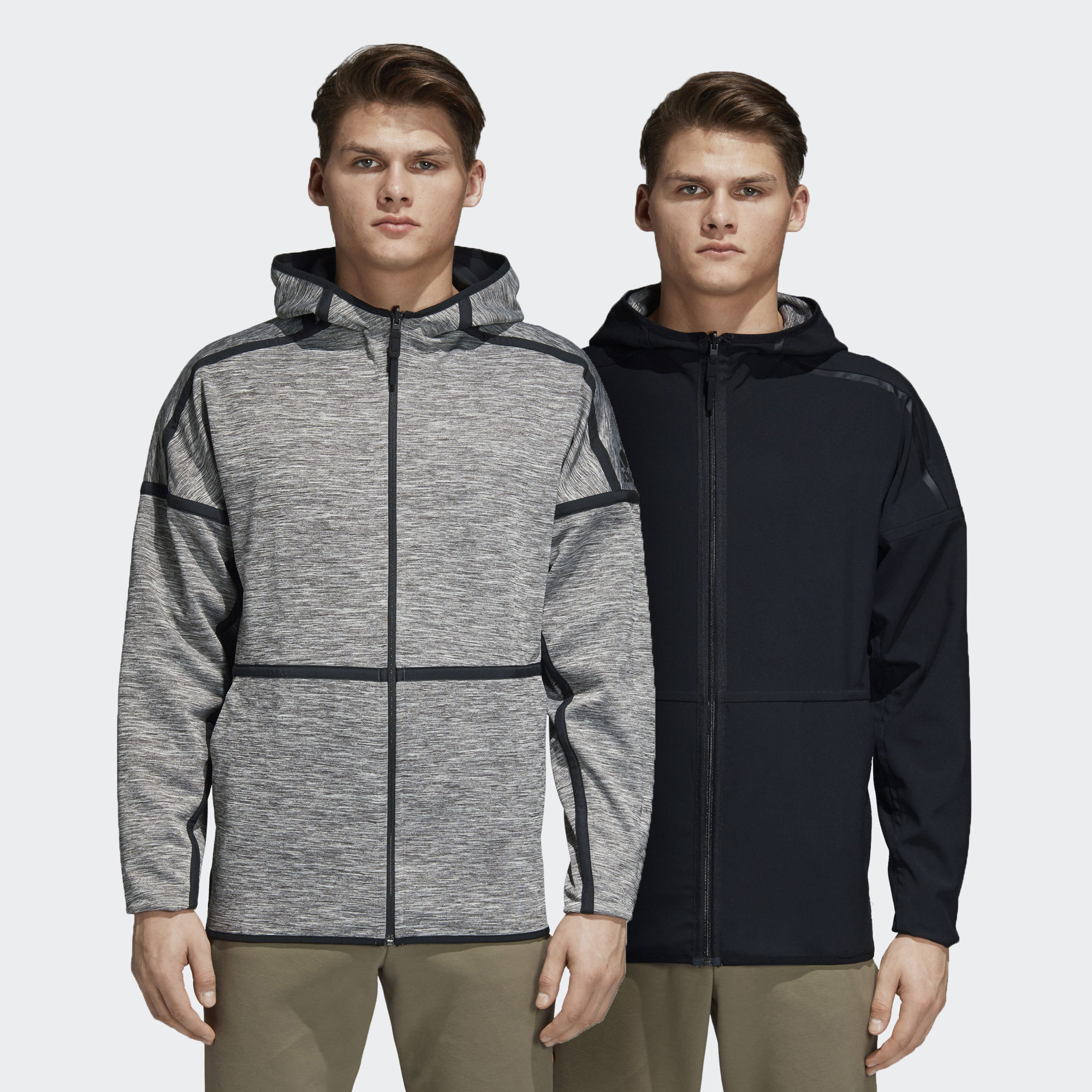 finest selection 38175 45797 adidas Z.N.E Reversible Hoodie - SPORTING GOODS Sports ...