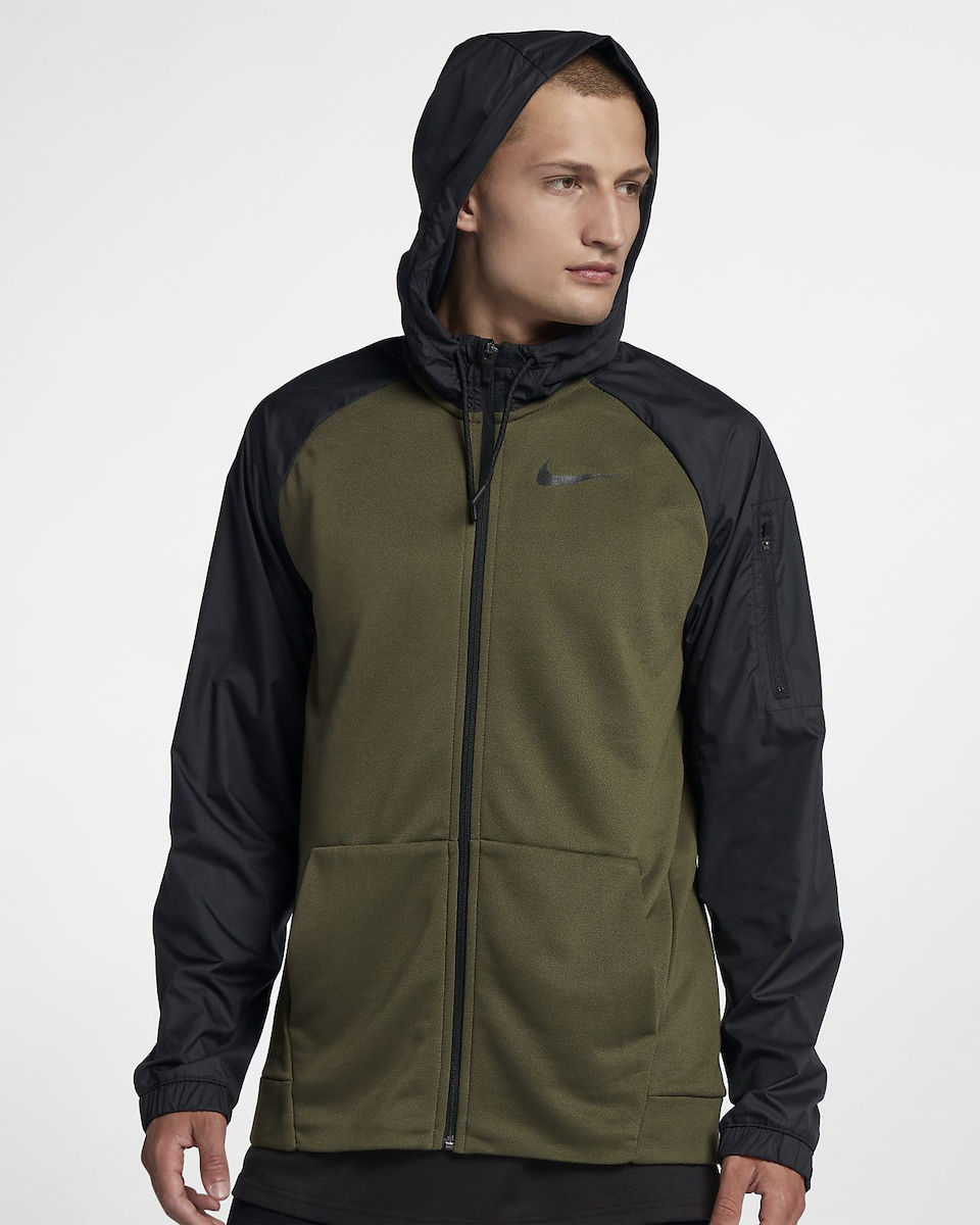 ab6582af76 Nike Training Utility Full Zip Hoodie - SPORTING GOODS Sports Hoodies |  Sweatshirts - Superfanas.lt