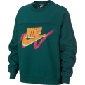 Nike Wmns Archive Long Sleeve Crewneck Top