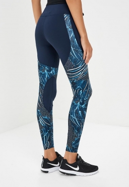 the latest ac42f daf2c ... Nike Wmns Power Print Flutter Tights