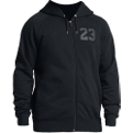 Air Jordan 6 Fleece Full Zip Hoodie
