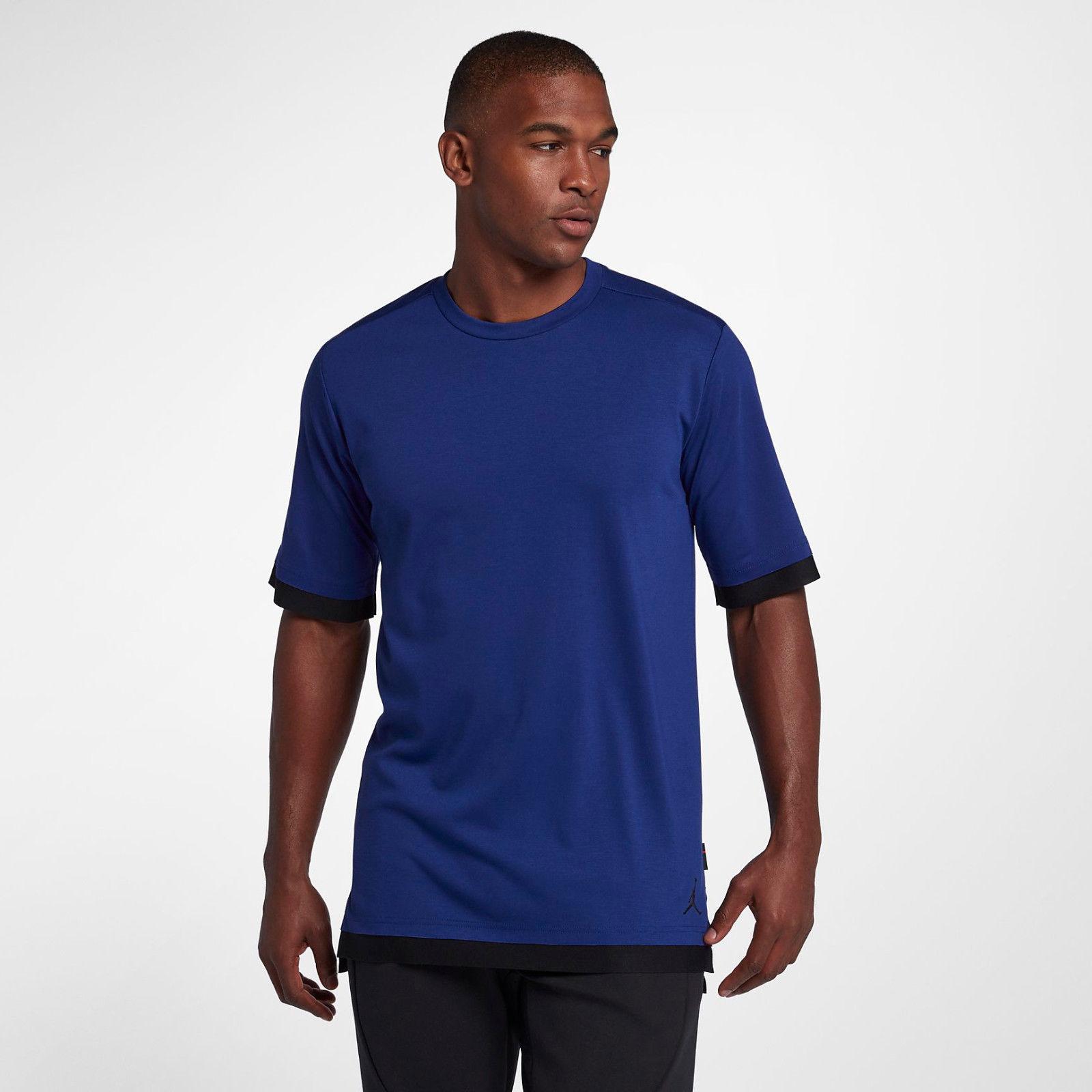 7b607a97f89601 Jordan Lifestyle Tech Tee - SPORTING GOODS Sports Shirts