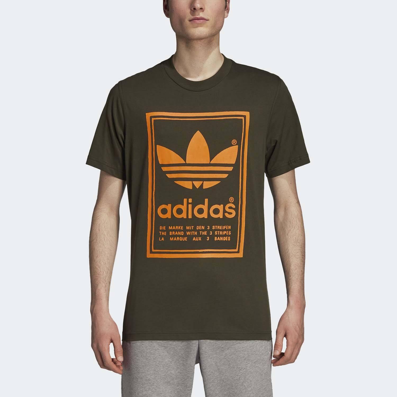 Adidas Originals Vintage Marskinėliai Sportinė Apranga