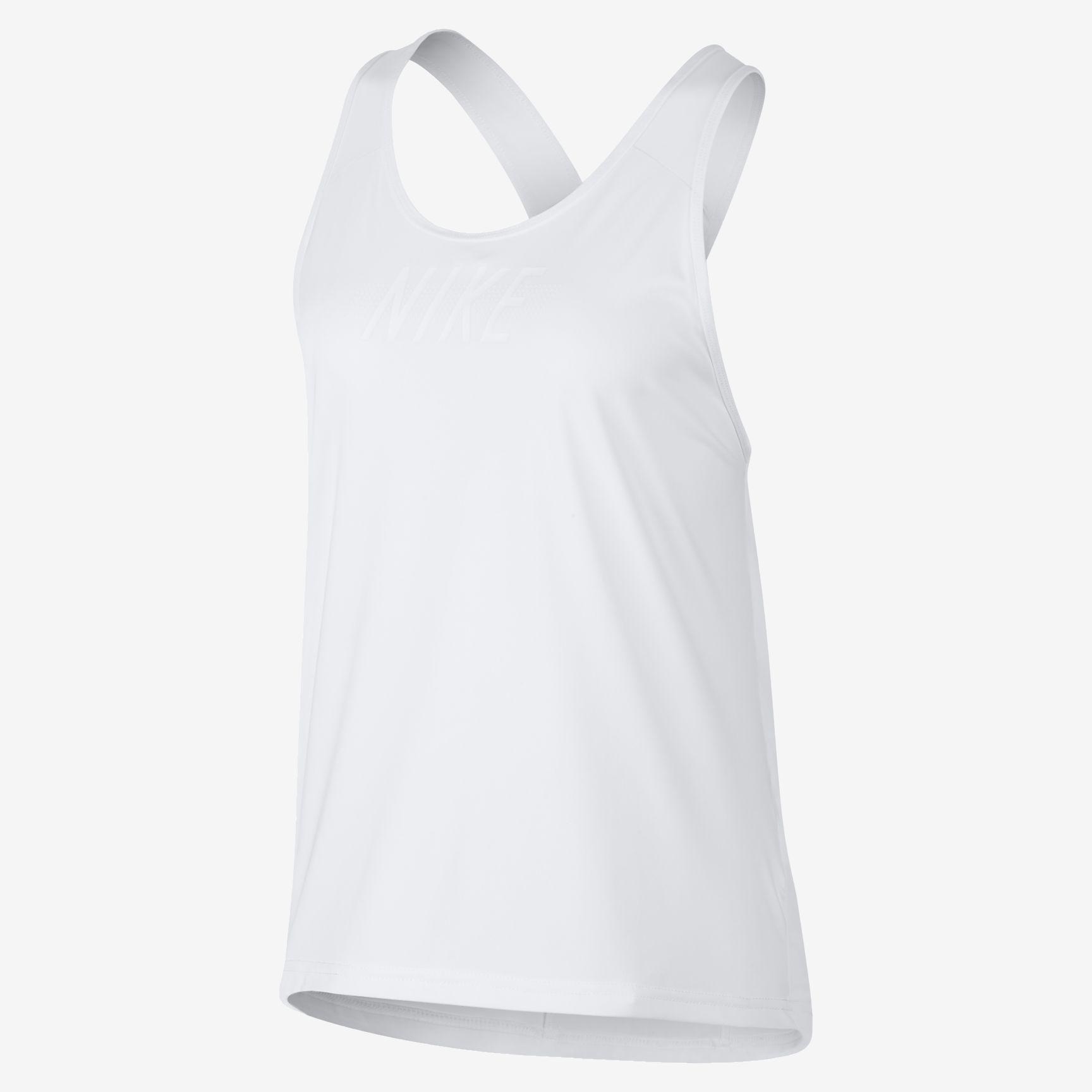 Nike Wmns Dri-FIT Flow Training Tank Top - SPORTING GOODS Sports Shirts  6f2c3e25b