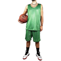 Reversable Basketball Apparel