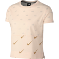Nike Wmns NSW Metallic T-Shirt